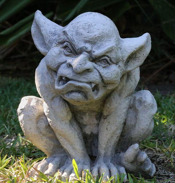 a Grumpy ogre