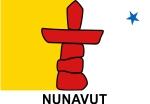 Flag of Nunnavut