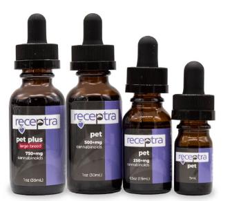 Receptra™ Pet - Receptra Naturals - PET