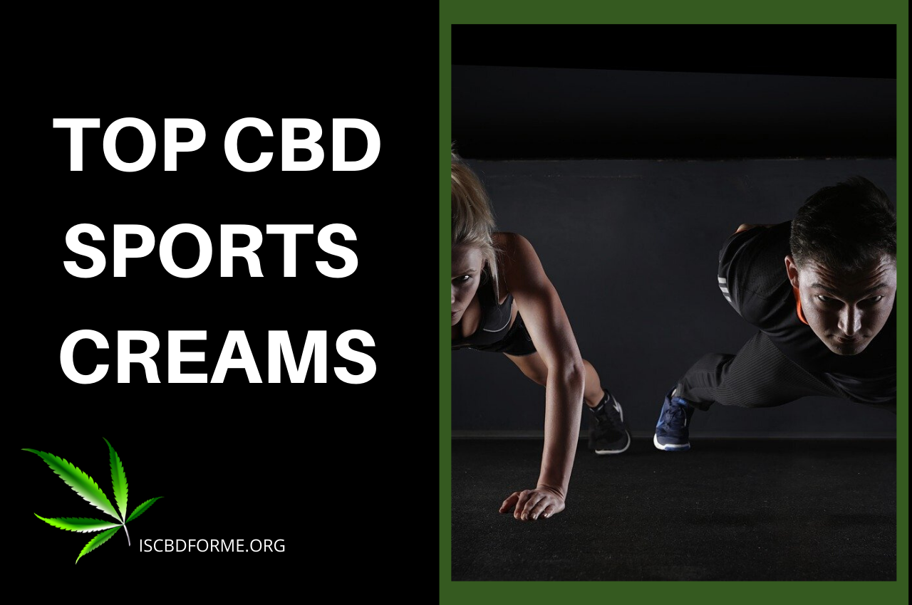 CBD Sports Creams to Soothe Muscles & Joints