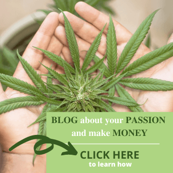 Blog About Your Passion