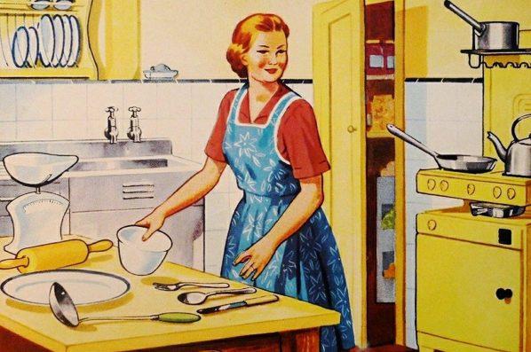 Kitchen, baking